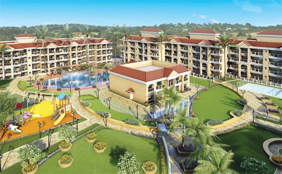2 bhk apartments for sale in Corlim