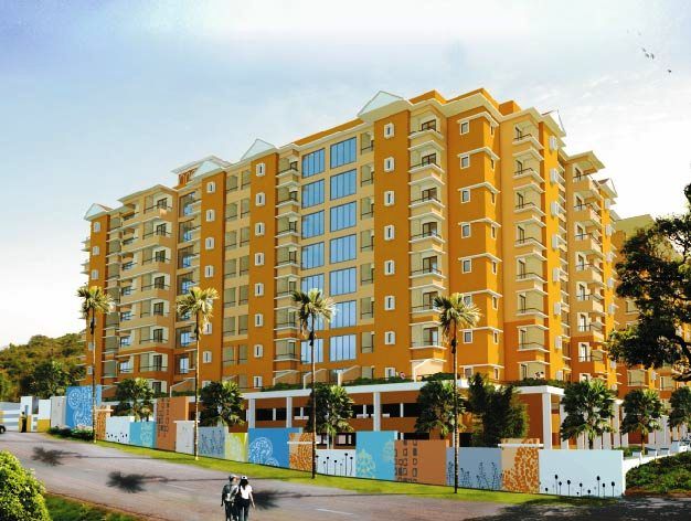1bhk apartment for sale in Vasco