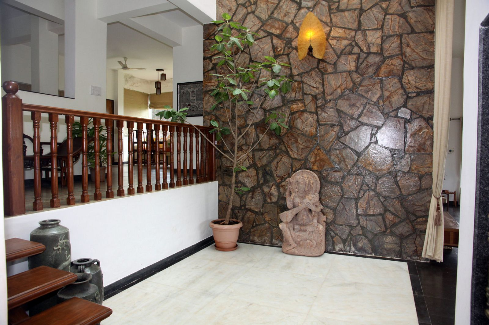 Sea facing villa for sale in Goa