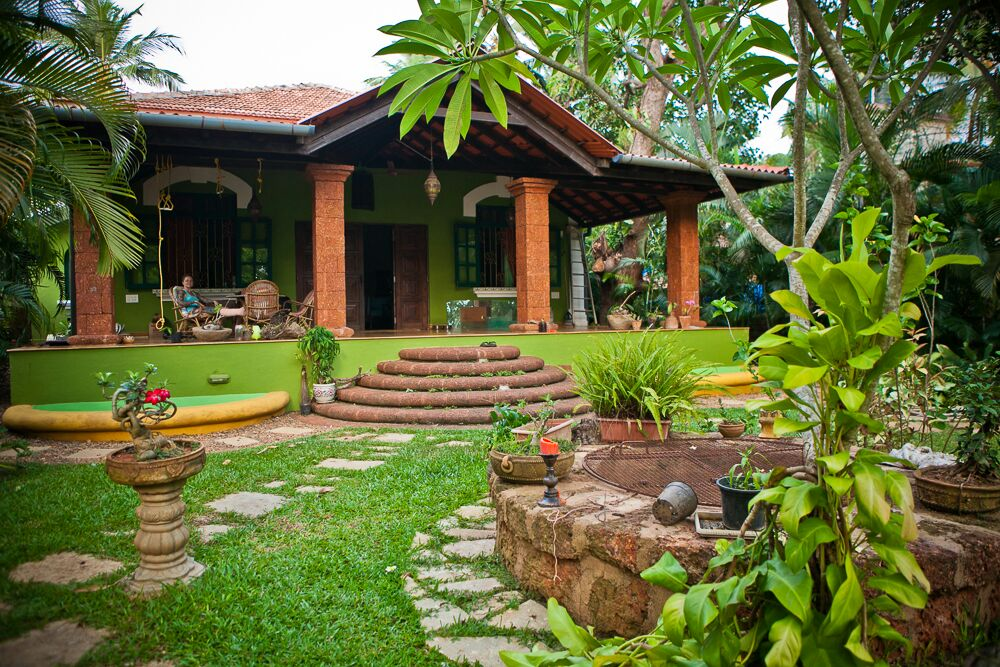 Independent Portuguese type house for sale in Siolim Goa