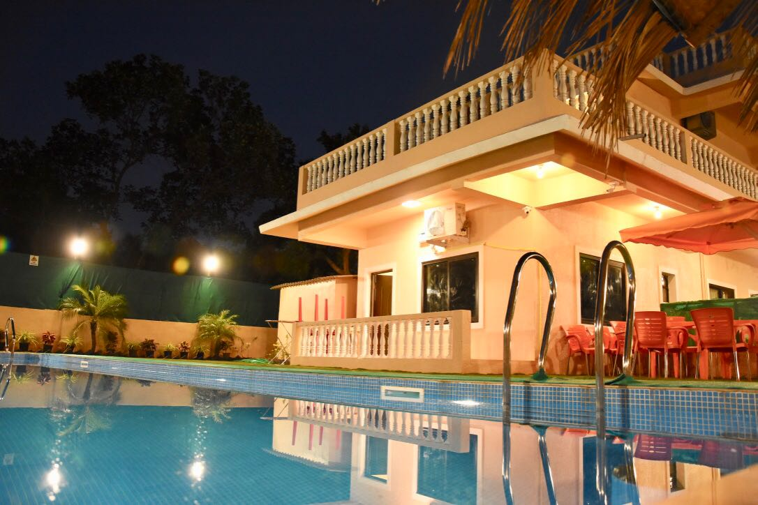 Exclusive 5bhk house for sale in Parra Goa